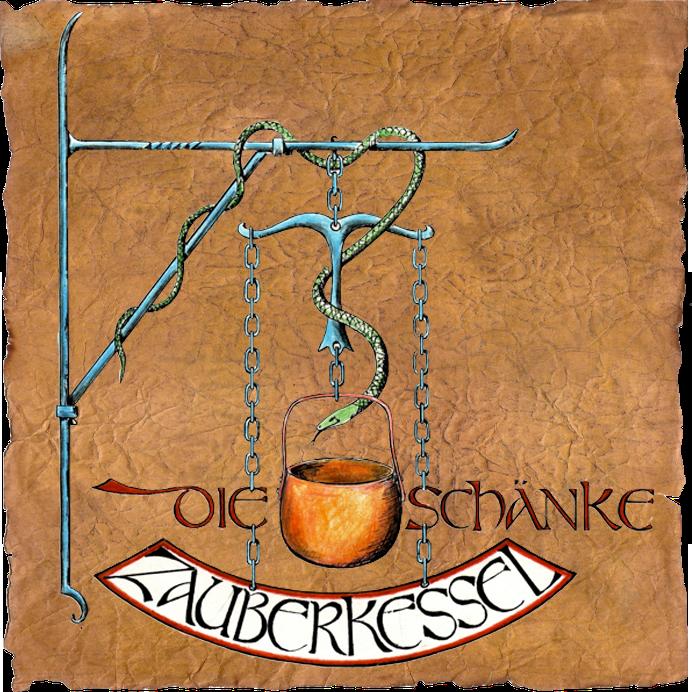 Die Schänke Zauberkessel